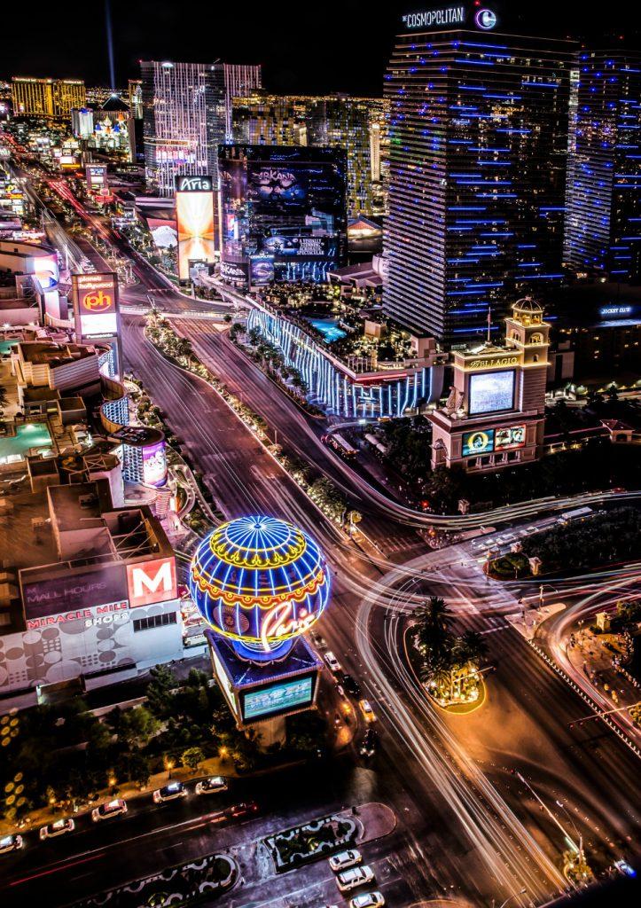 Visiting Vegas - Freedom Park PHX